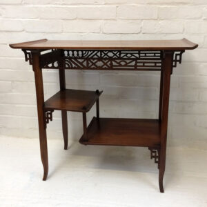 Anglo-Japanese Side Table