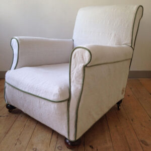 Loose Covered Chair